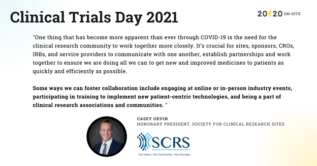 Clinical Trials Day - Casey SCRS