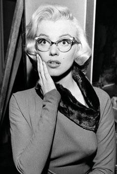 Marilyn Monroe glasses