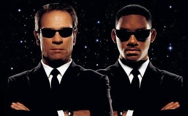 Men-in-Black glasses