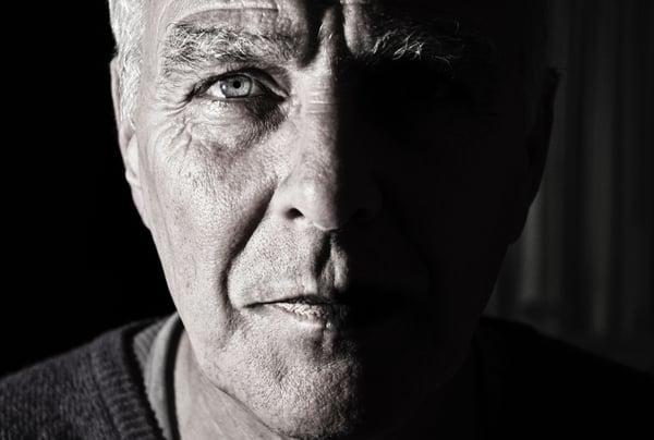 aging eyes