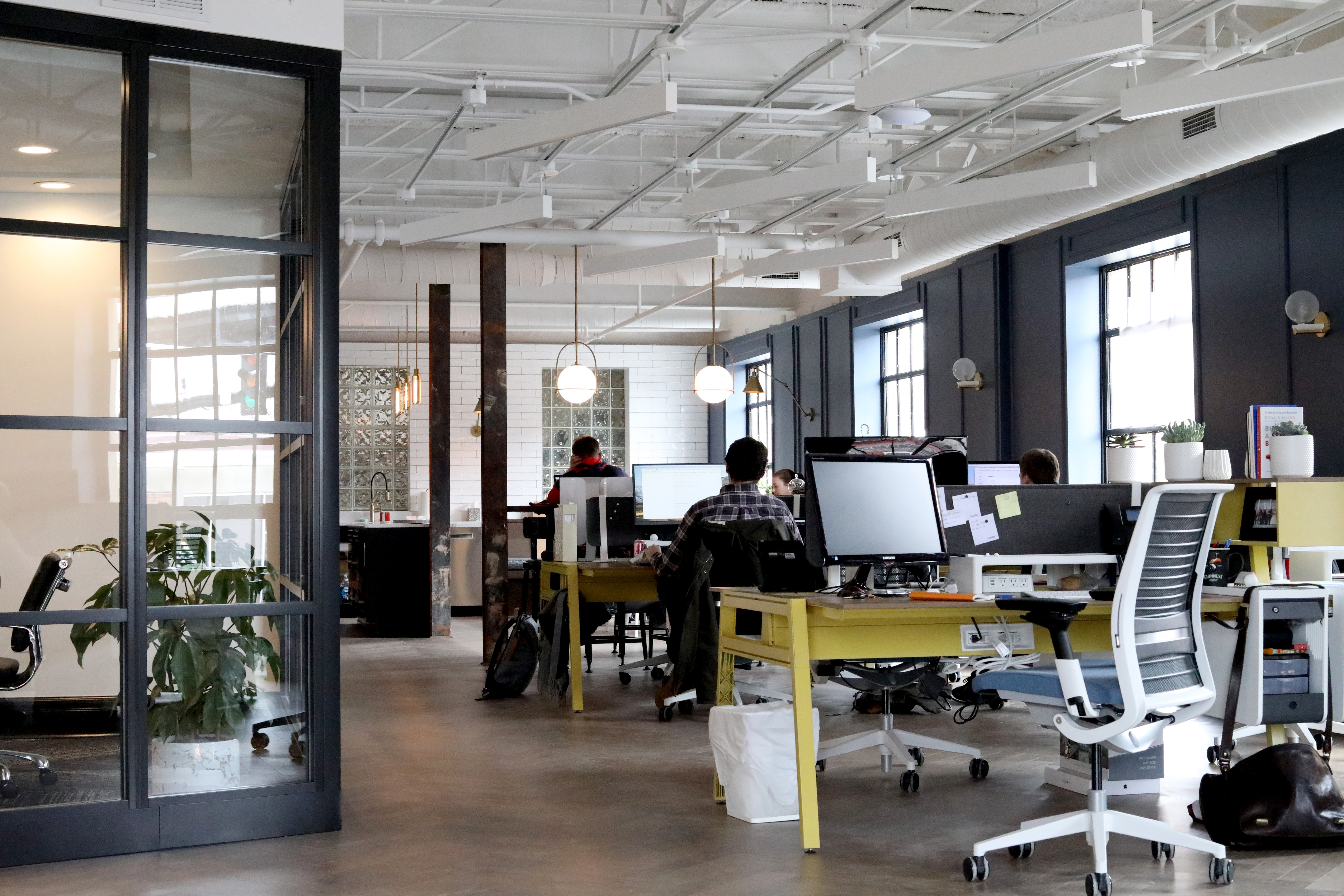 Depending On The Type Of Work Being Done, Different Office Space Designs  May Be Necessary. For Instance, In A Professional Service Firm Where People  Are ...